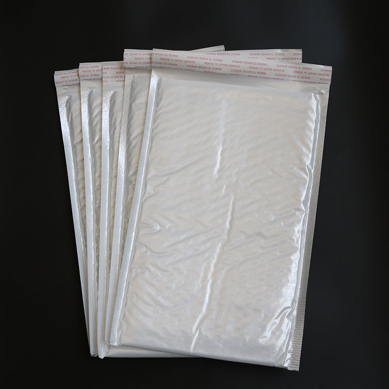 Large Envelope White Waterproof Waterproof Bubble Bag / Envelope Bag 10pcs