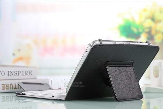 Evrensel Bluetooth Klavye Kılıf Samsung GALAXY Tab Için Bir 9.7 - Tablet Aksesuarları - Fotoğraf 2