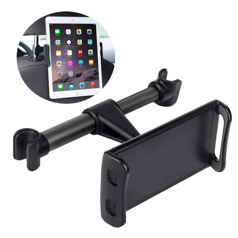 """4/""""-11/"""" Auto Car Back Seat Headrest Phone Mounts Tablet for Mobile Phone Tablet"""