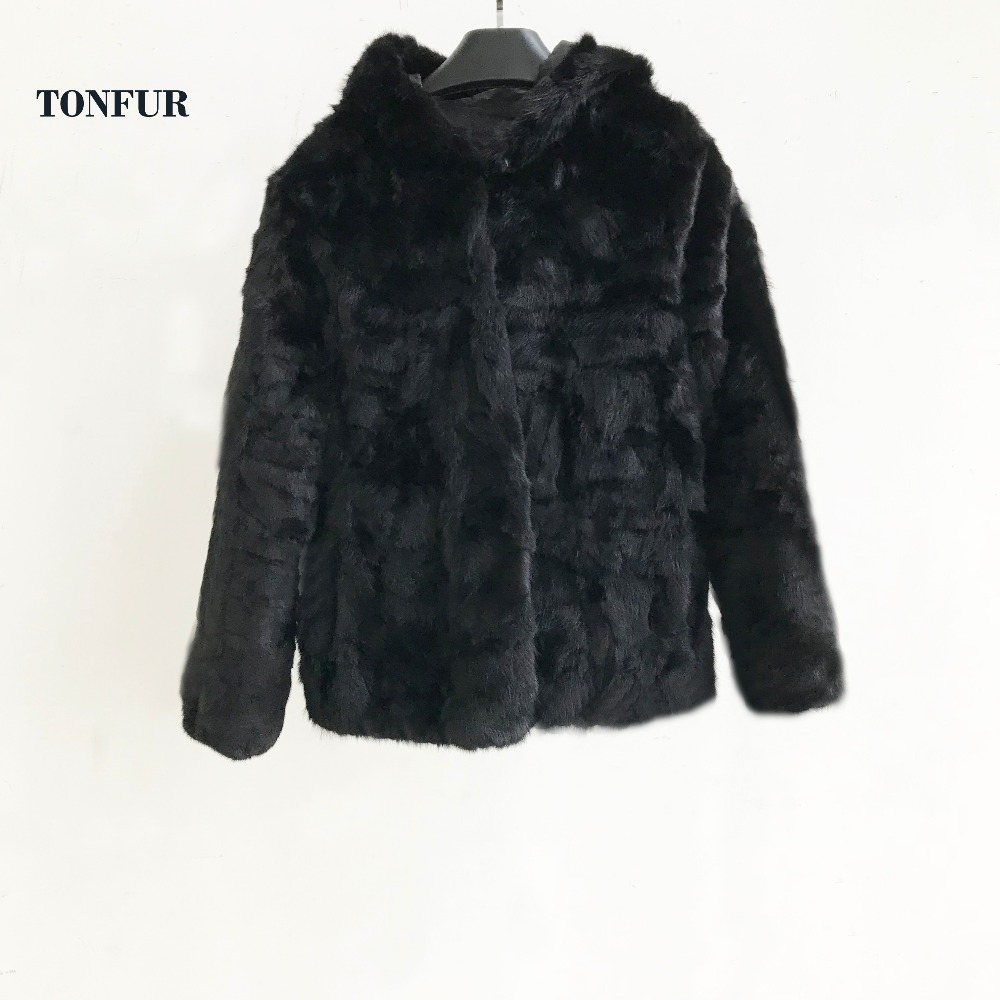 New Type Natural Real Mink Fur Coat Women Commuting Leisure Short Real Mink Fur Jacket Women Winter Ladies Real Fur Coat tsr434