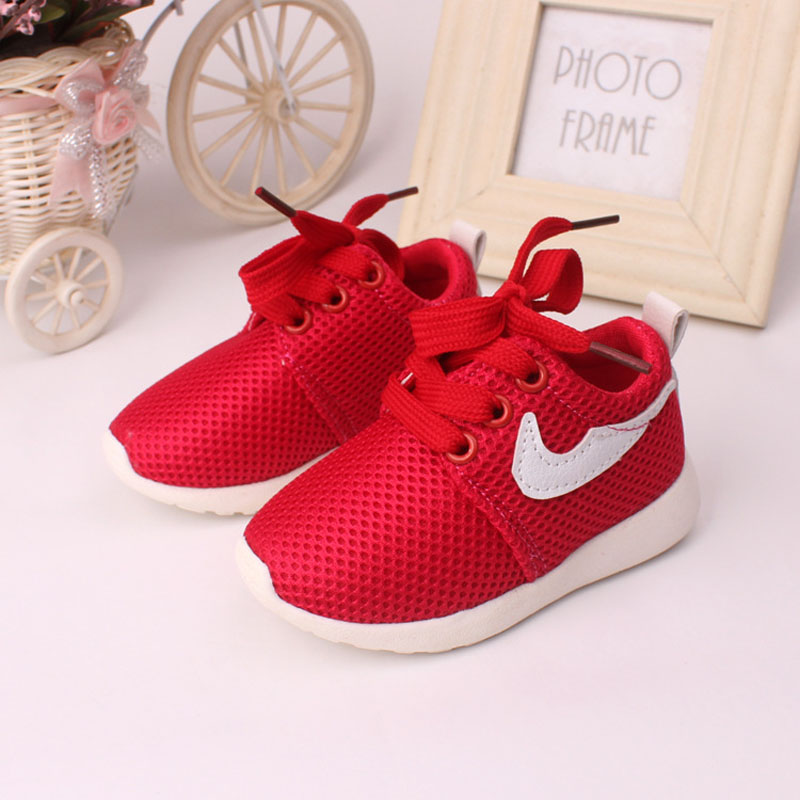 Kids' Sneakers Children Shoes Walking Shoes Boys Girls Light Sport Running Non-slip Breathable Shoes Kids Trainers Sneaker