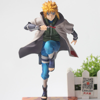 20 Cm Anime NARUTO Shippuden Action Figure Namikaze Minato Pvc Collection Model Figurine Toys