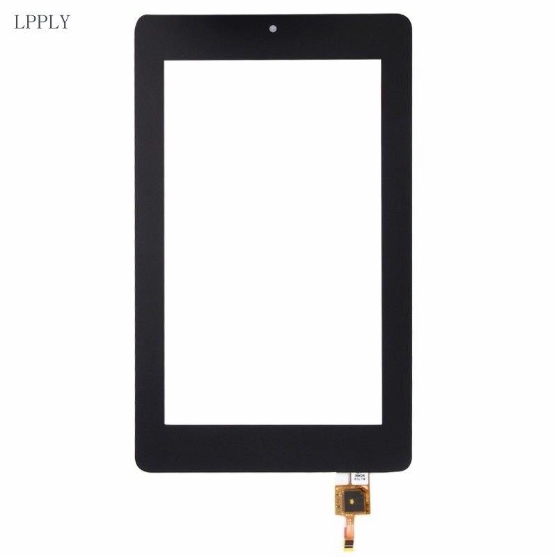 LPPLY Nouveau Écran Tactile Pour Acer Iconia Un 7 B1-730/B1-730 HD Digitizer Verre Capteurs Pièces De Rechange