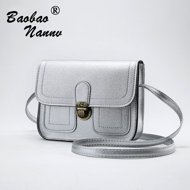 2019 Women Messenger Bags Fashion Mini Vintage All-match Bag Ladies Shell Shape Crossbody Bag For Female Women Shoulder Bags