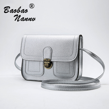 2019 Women Messenger Bags Fashion Mini Vintage All-match Bag Ladies Shell Shape Crossbody Bag For Female Women Shoulder Bags