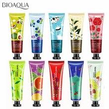 10PCS / lot Cremă pentru mâini hidratante pentru albire Cremă pentru mâini mini Cute Cremă pentru mâini anti-îmbătrânire Cremă pentru îngrijirea picioarelor pentru bărbați Womem
