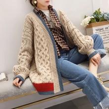 Новая коллекция Весна/осень женские свитера carndigans один размер вязаная одежда для беременных свитера для беременных пальто Женская одежда