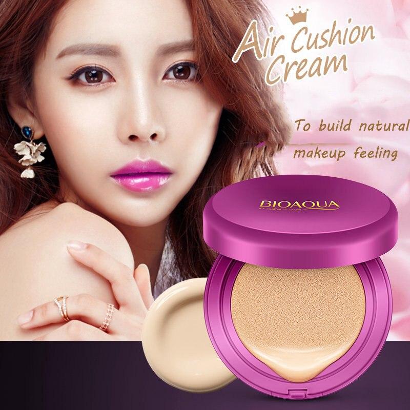 Korean Cosmetics Brand Air Cushion BB Cream Long Lasting