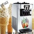 Коммерческий 18/22/25/20L/H йогурт мини машина для приготовления мягкого мороженого с доставкой по морю