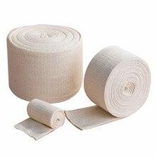 Hình ống thun y tế Polymer thạch cao sock phụ trợ nén băng cotton chân tay Vớ tĩnh mạch chân băng đô