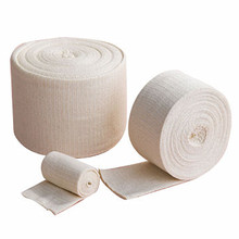Rurowy bandaż elastyczny medyczny polimer gipsu skarpety pomocnicze kompresji bandaż bawełna kończyn skarpetki nogi żyły bandaże