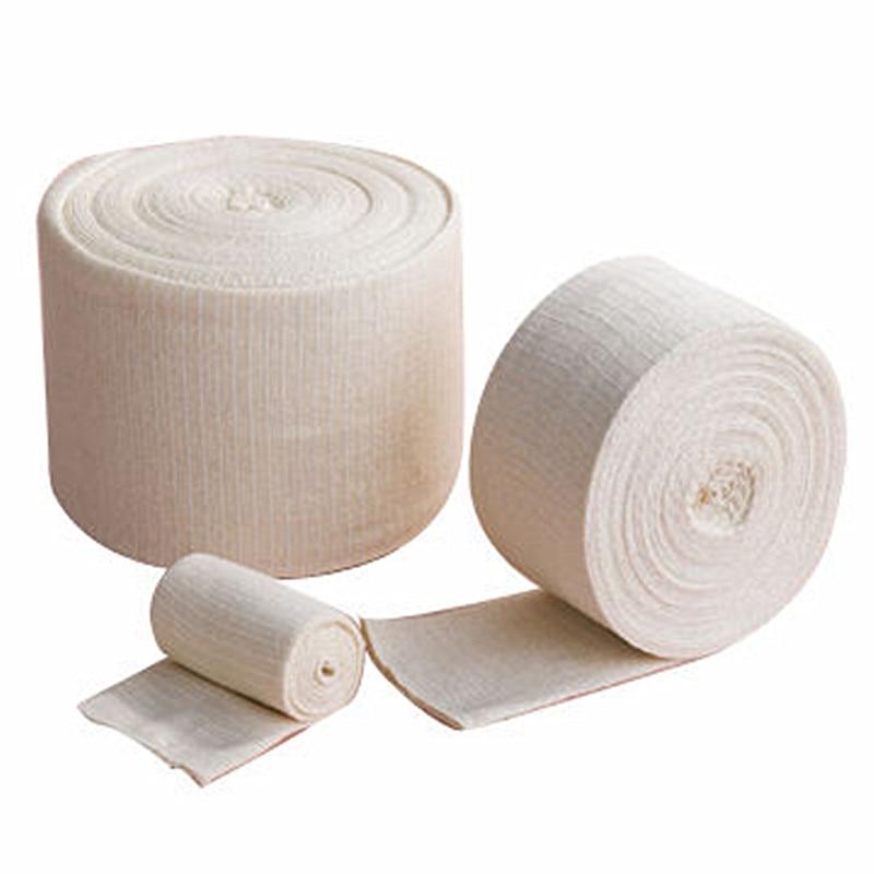 Tubular Elastic Bandage Medical Polymer Gypsum Sock Auxiliary Compression Bandage Cotton Limbs Socks Leg Vein Bandages