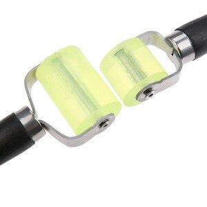 Image 5 - Yetaha 2pcs Auto Isolamento Acustico Costruzione Del Silicone Rullo di Strumenti di Riparazione Auto Strumento di Manutenzione di Rotolamento Della Ruota