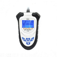 Car Code Reader VAG Diagnostic Tool, V checker V102, Diagnose All Electronic Systems Case for AUDI SKODA SEAT Volkswagen Series