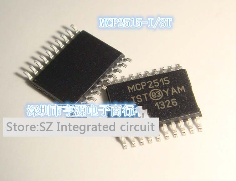 Free shipping 5pcs/lot MCP2515 MCP2515-I MCP2515-I / SO new original