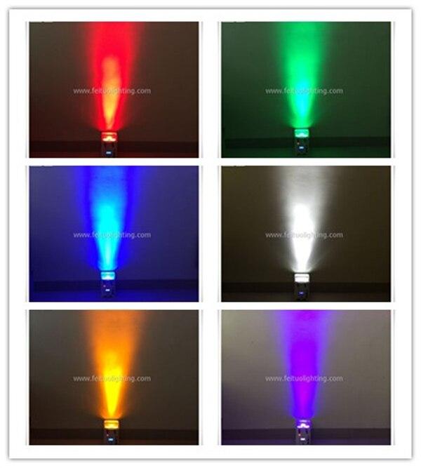 2pcs/lot New 6x12W App Control Wifi Battery Led Par Stage Disco Lights Wireless Dmx Led Uplight RGBWAUV 6in1 Lamp For Wedding Dj