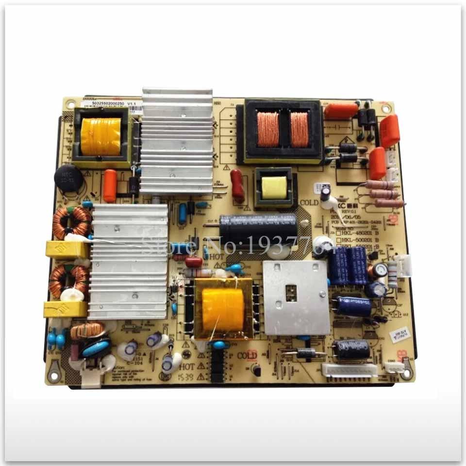 Original power supply board LED50F3000W 401-2K201-D4211 HKL-480201 HKL500201 HKL-550201 good working недорго, оригинальная цена