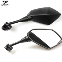 Universal Motorbike Motorcycle Scooters Racer Rearview Back Side View Mirror For For Suzuki Honda PCX 125