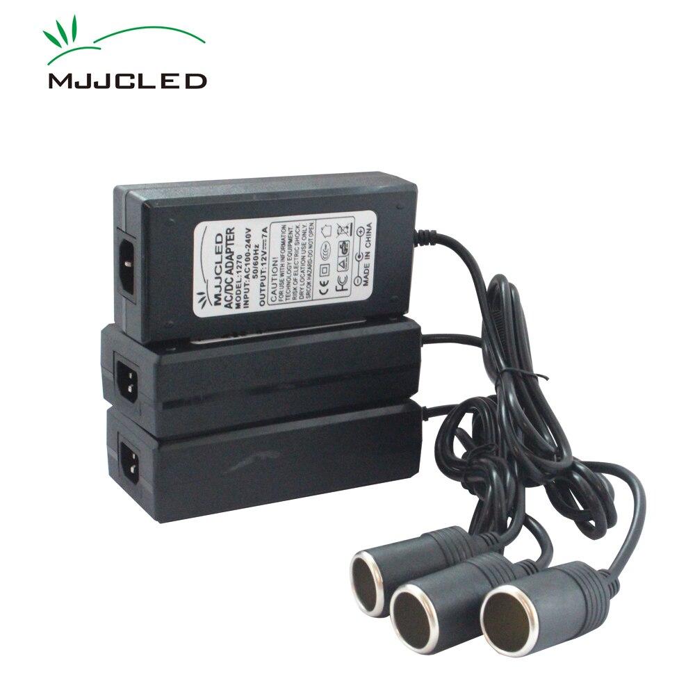 220V to 12V AC DC Lighter 10A Adapter 220V 12V Cigarette Lighter Transformer Power Adapter 12V