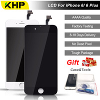 2018 100 Original KHP AAAA Screen LCD For IPhone 6 Plus Screen LCD Replacement Screen IPS
