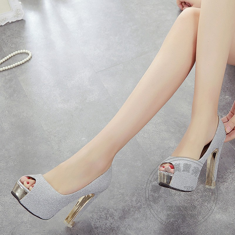 For Party Solid Color Luxury Play Trendy Hot Selling Sexy Fashion Shoes China With Matching Bags