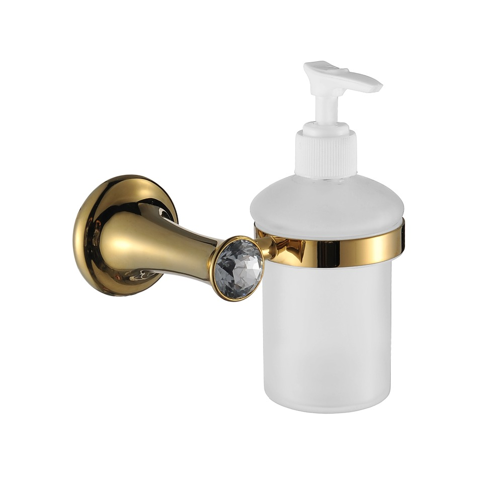 popular gold soap dispenser-buy cheap gold soap dispenser lots