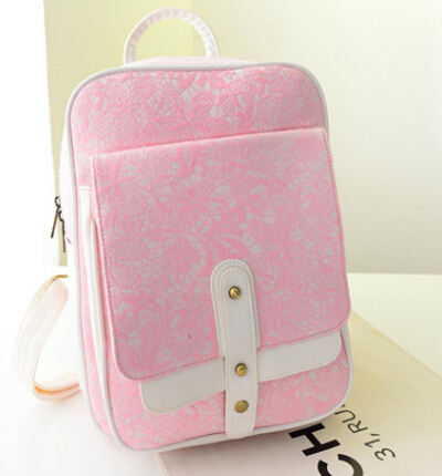 Online Shop cool cute backpacks Flower style school bags for girls ...