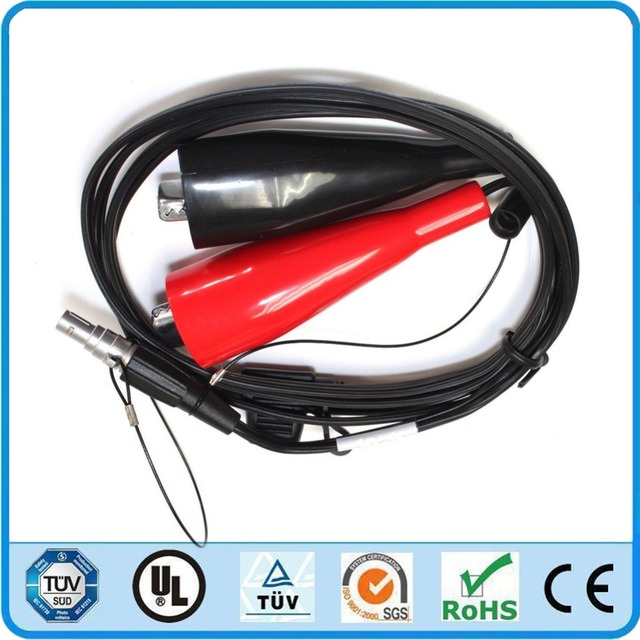 Trimble 46125 20 Replacement Power Cable GPS 12V for 5700, 5800, R6, R7, R8, SPS, 4700, 4800, RTK Power Cable