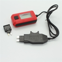 19 AE150 Car Truck Current Detector Fuse Current Tester Measuring Range 0.01A-19.99A (1)