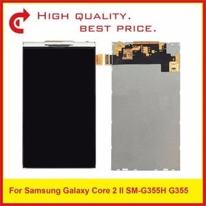 """Image 2 - 4.5 """"لسامسونج DUOS Core 2 SM G355H G355M G355H G355 شاشة الكريستال السائل مع محول الأرقام بشاشة تعمل بلمس لوح مستشعر Pantalla"""