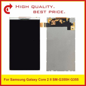"Image 2 - 4.5"" For Samsung DUOS Core 2 SM G355H G355M G355H G355 Lcd Display With Touch Screen Digitizer Sensor Panel Pantalla Monitor"