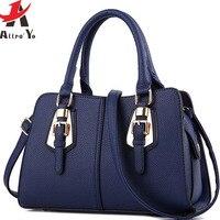 Atrra Yo Men S Travel Bags Hot Sale PU Leather Brand Luxury Style Men S Messenger