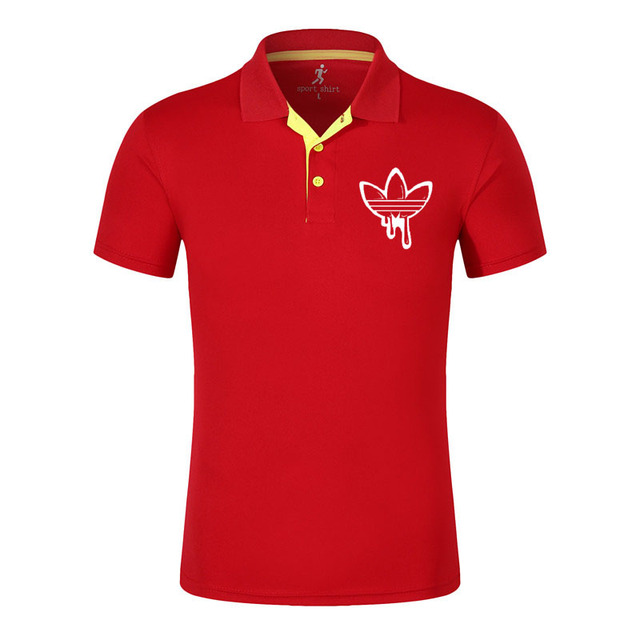 2019 Breathable Men s Polo Shirt For Men Desiger Polos Men Quick drying Short Sleeve shirt