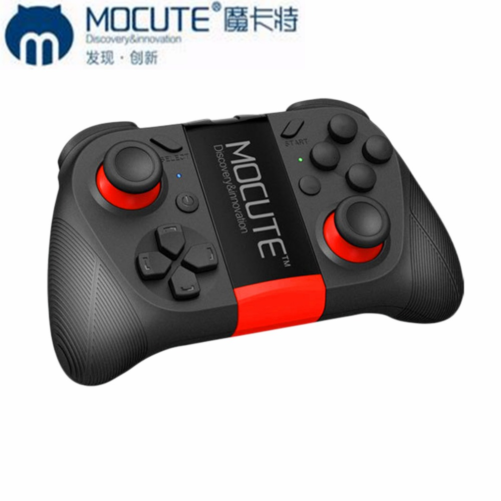 MOCUTE BKA050 Wireless Bluetooth 3 0 Gamepad PC Game Controller for Android Smartphone TV Box Tablet PC in Gamepads from Consumer Electronics