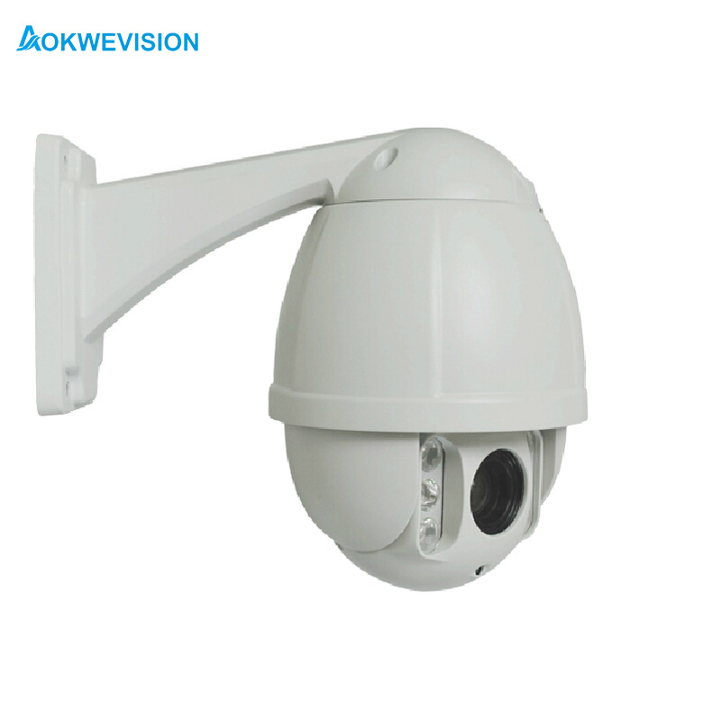 POE 1080P 2MP 10X optical zoom Mini weatherproof outdoor network onvif camera speed dome ptz poe camera dome with SD card slot цена