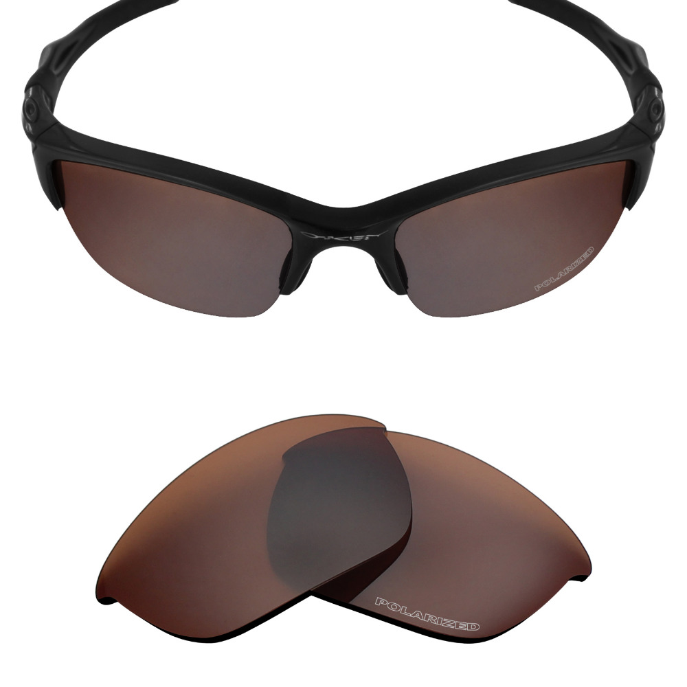 3949710471 Mryok+ POLARIZED Resist SeaWater Replacement Lenses for Oakley Half Jacket  2.0 Sunglasses Bronze Brown-in Eyewear Accessories from Apparel Accessories  on ...