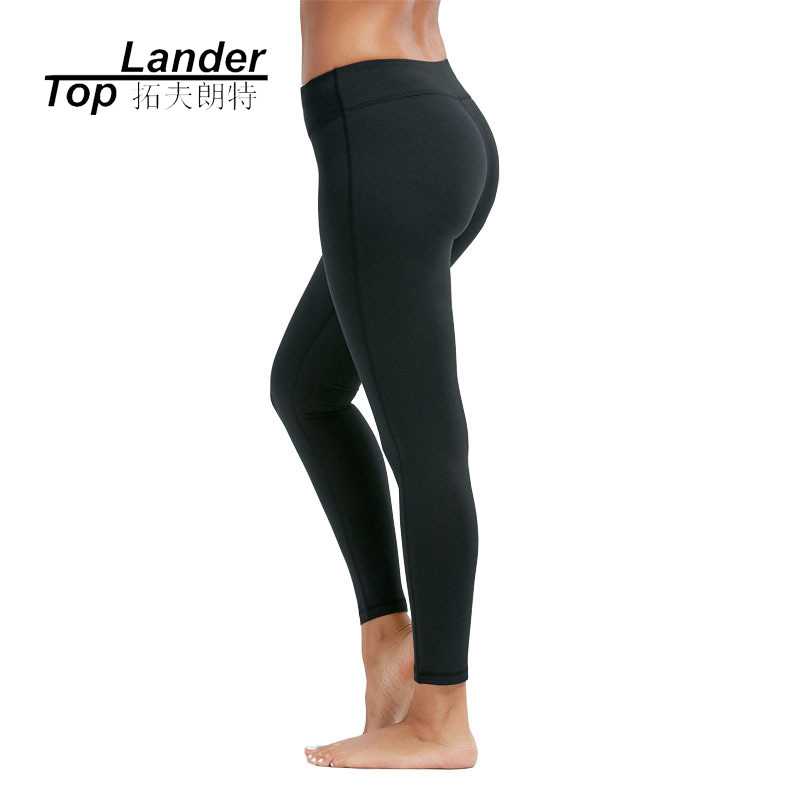 lulu Yoga Pants Leggings for Women Sexy Sportswear Elastic Running Pant Sports Fitness Tight Yoga Pants Girls