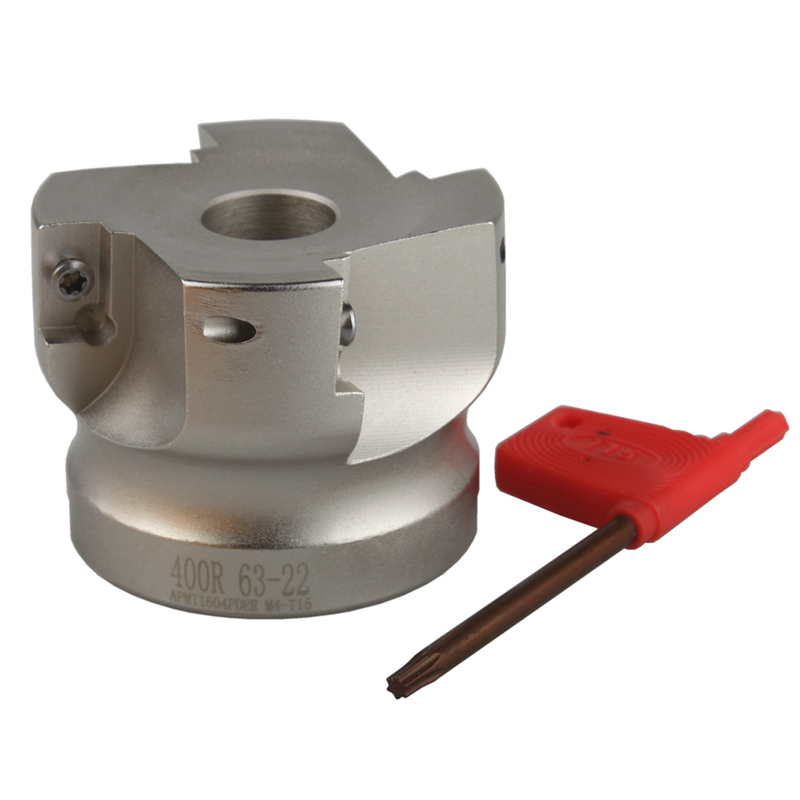 Free Shiping BAP400R 63 22 4T Milling tool For APMT1604PDER ,Face Mill Shoulder Cutter For Milling Machine