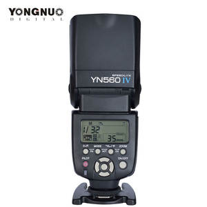 yongnuo yn560iv YN-560IV 2.4G Wireless Master & Group flash Speedlite For Canon