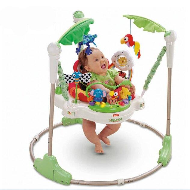 b8fa29462cfa Activity Center Baby Walker Rainforest Jumperoo Baby Learning Walker ...