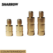 10pcs 25Grain 50Grain Counterweight Arrow Darts Shaft Weight Add Tool Outdoor Hunting Sports Practice Shooting Accessories