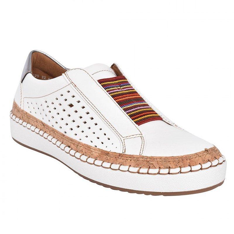 Экспресс-; женская обувь; повседневная обувь из вулканизированной кожи; кроссовки; женские удобные слипоны; лоферы на плоской подошве; zapatos mujer; Прямая поставка - Цвет: white