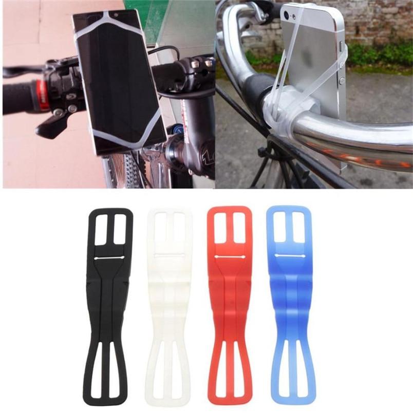 Motocicleta de La Bicicleta del Manillar de la Bici de Silicona fiable Vendaje B