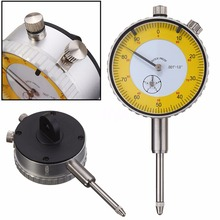 0.001-1.0 High Accuracy Dial Test Indicator 55mm Dia. Mayitr Precision Lever Gauge Meter Measuring Instrument Tools 0 001mm high accuracy metric precision dial indicator dial gauge measuring meter 0 1 mm dial indicator gauge 0 001
