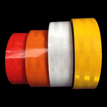 car s styling Reflective Sticker Automobile luminous strip 5CM x 2M car motorcycle Decoration Sticker reflective tape
