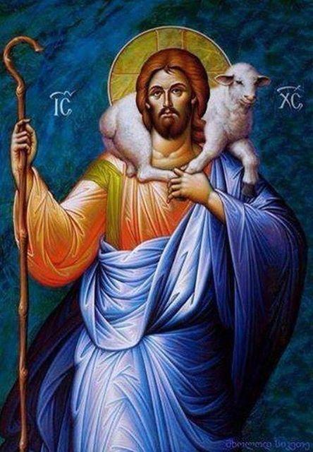Resultado de imagem para o cristo bom pastor