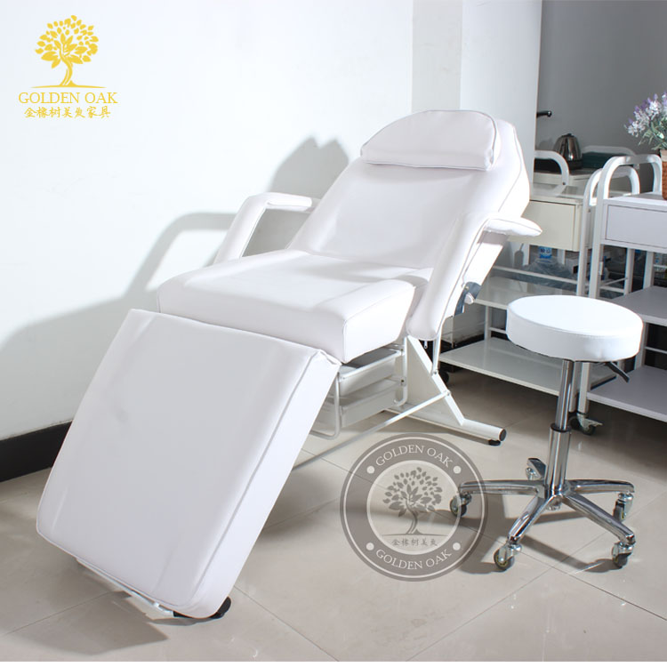 70cm wide 3 fold professional multi function adjusting salon chair
