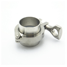 OD12.5-76 мм-труба санитарная Tri Зажим сварной наконечник + 2 «Tri Зажим + силиконовая уплотнительная прокладка 304 из нержавеющей стали