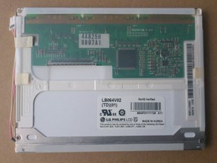 6.4-inch LCD LB064V02-TD01 industrial screen