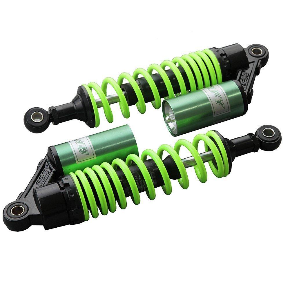 320mm Motorcycle Air Shock Absorbers Universal Fit For Honda Suzuki Yamaha Kawasaki ATV Go Kart Quad Dirt Sport Bikes